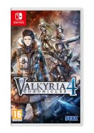 Valkyria Chronicles 4... on Nintendo Switch