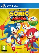 Sonic Mania Plus + Reversible Cover and Artbook... on PS4
