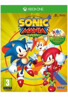 Sonic Mania Plus + Reversible Cover and Artbook... on Xbox One