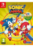 Sonic Mania Plus + Reversible Cover and Artbook... on Nintendo Switch