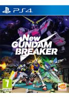 New Gundam Breaker... on PS4
