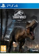 Jurassic World Evolution... on PS4