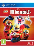 LEGO The Incredibles... on PS4