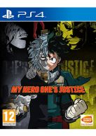 My Hero Ones Justice... on PS4