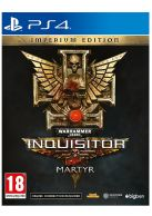Warhammer 40K Inquisitor Imperium Edition... on PS4