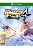 Warriors Orochi 4... on Xbox One