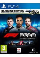 F1 2018 - Headline Edition... on PS4