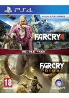 Far Cry Primal and Far Cry 4 Double Pack... on PS4