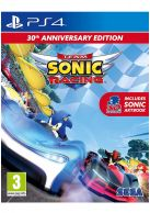 Team Sonic Racing... on PS4