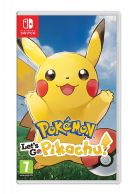 Pokemon Let's Go! Pikachu... on Nintendo Switch