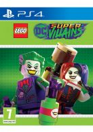 Lego DC Super Villains... on PS4
