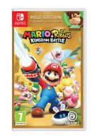 Mario and Rabbids Kingdom Battle Gold Edition... on Nintendo Switch