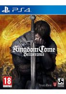 Kingdom Come Deliverance... on PS4