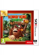 Donkey Kong Country Returns Selects Range... on Nintendo 3DS