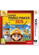 Super Mario Maker Selects Range... on Nintendo 3DS