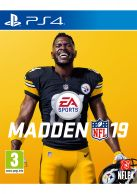 Madden NFL 19... on PS4