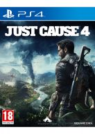 Just Cause 4... on PS4