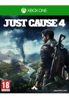 Just Cause 4... on Xbox One