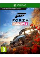 Forza Horizon 4... on Xbox One