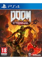 Doom - Eternal + Pre-Order Bonus... on PS4