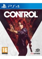 Control + Pre-Order Bonus and FREE T-Shirt... on PS4