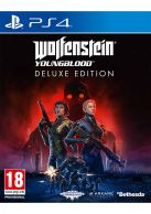 Wolfenstein: Youngblood Deluxe Edition + Pre-Order Bonus DLC... on PS4