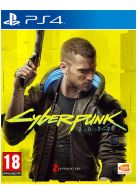 Cyberpunk 2077... on PS4