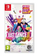 Just Dance 2019... on Nintendo Switch