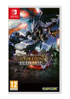 Monster Hunter Generations Ultimate... on Nintendo Switch