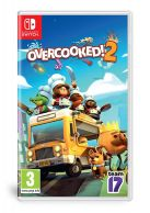 Overcooked 2... on Nintendo Switch