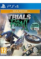 Trials Rising: Gold Edition... on PS4