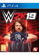 WWE 2K19... on PS4