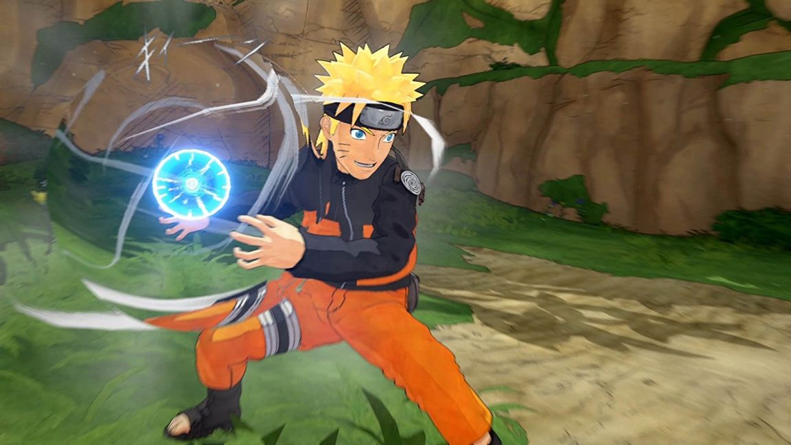 Naruto to Boruto Shinobi Strikers Uzumaki Collector's