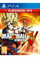 Dragonball Xenoverse Hits Range... on PS4