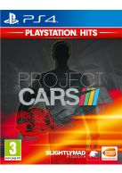 Project Cars Hits Range... on PS4