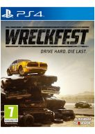 Wreckfest... on PS4