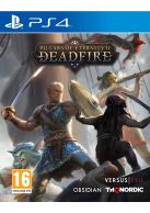 Pillars of Eternity II : Deadfire... on PS4
