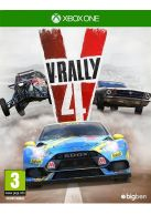 V Rally 4... on Xbox One