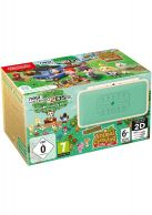 New Nintendo 2DS XL Animal Crossing New Leaf Welcome Amiibo... on Nintendo 2DS