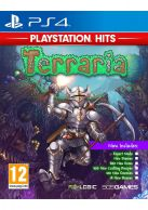 Terraria... on PS4