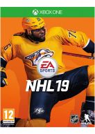 NHL 19... on Xbox One