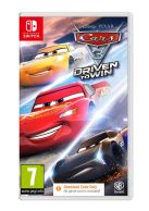 Cars 3 Driven to Win (Code In a Box)... on Nintendo Switch