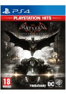 Batman Arkham Knight HITS Range... on PS4