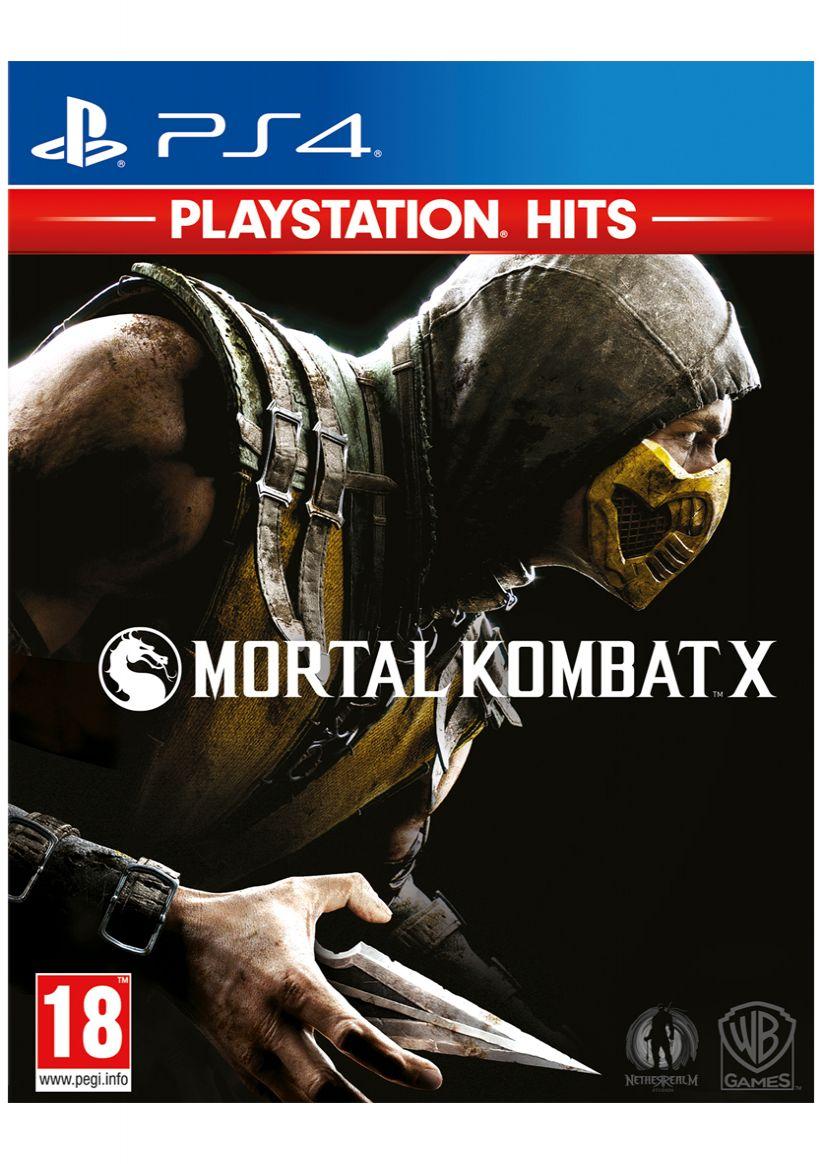 Mortal Kombat X HITS Range on PS4 | SimplyGames