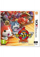 Yo Kai Watch Blasters Red Cat Corps... on Nintendo 3DS