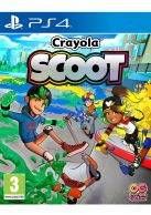 Crayola Scoot... on PS4