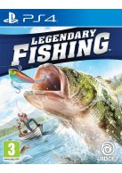 Legendary Fishing... on PS4