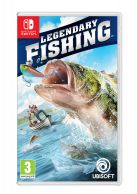 Legendary Fishing... on Nintendo Switch