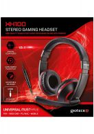 GIOTECK XH100 Wired Stereo Gaming Headset... on PS4