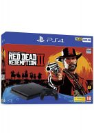 PS4 500gb Console Inc Red Dead Redemption 2... on PS4